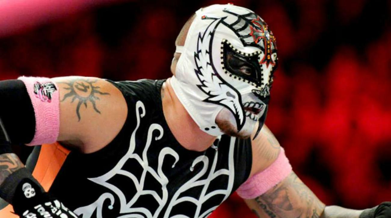 meilleur choix Conception innovante style exquis Rey Mysterio opens up about Perro Aguayo's death, possible ...