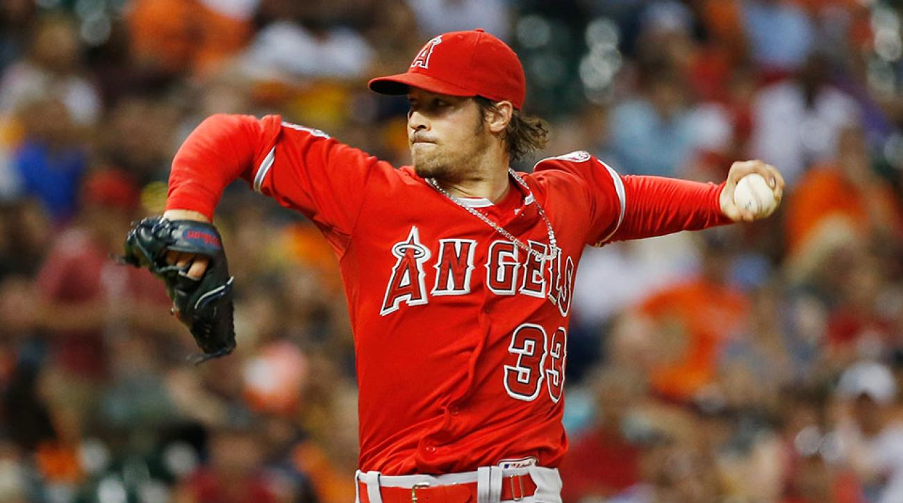 Los Angeles Angels CJ Wilson elbow surgery