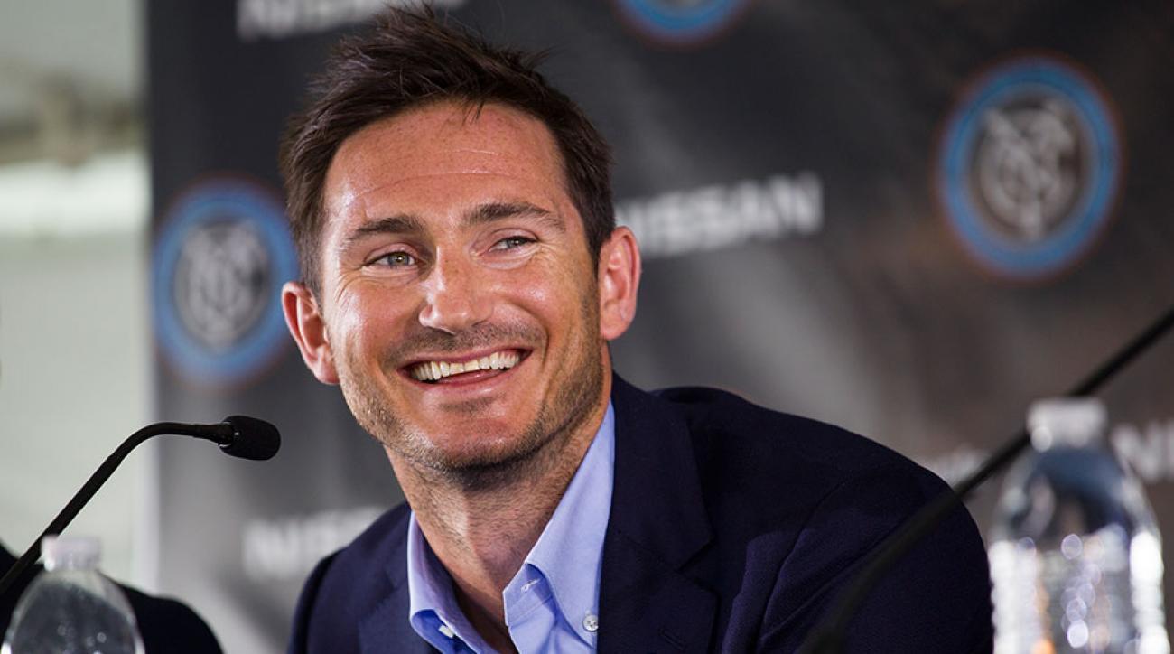 Frank Lampard NYCFC debut