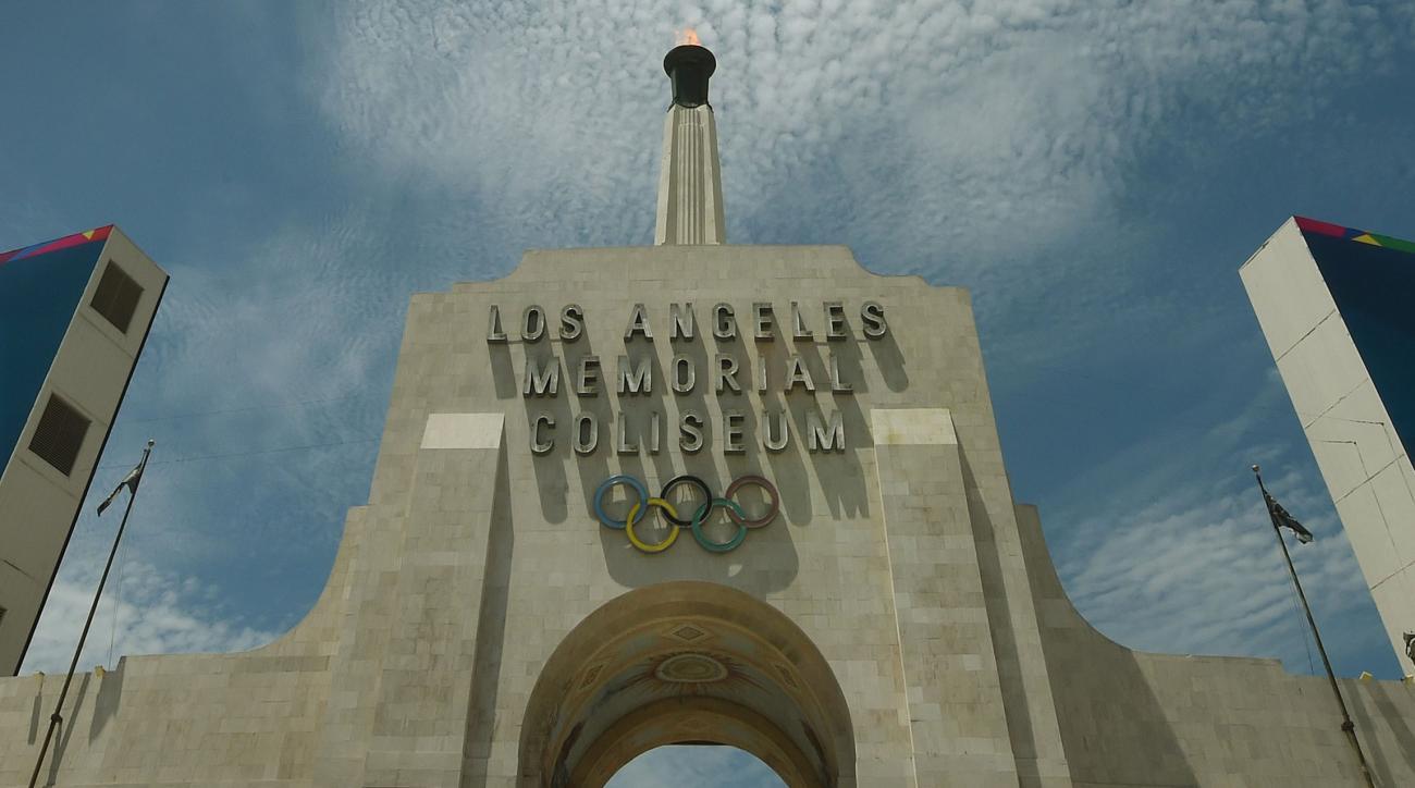 us olympics 2024 LA DC san francisco