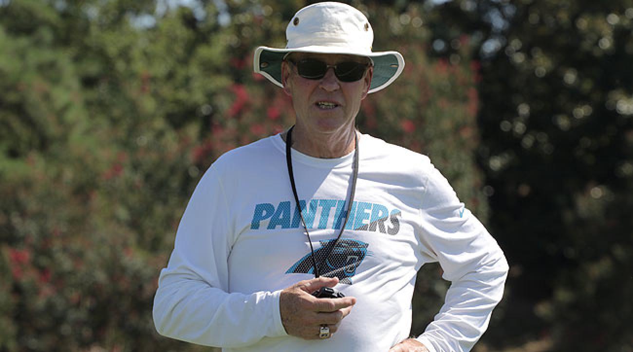 Bruce DeHaven Carolina Panthers