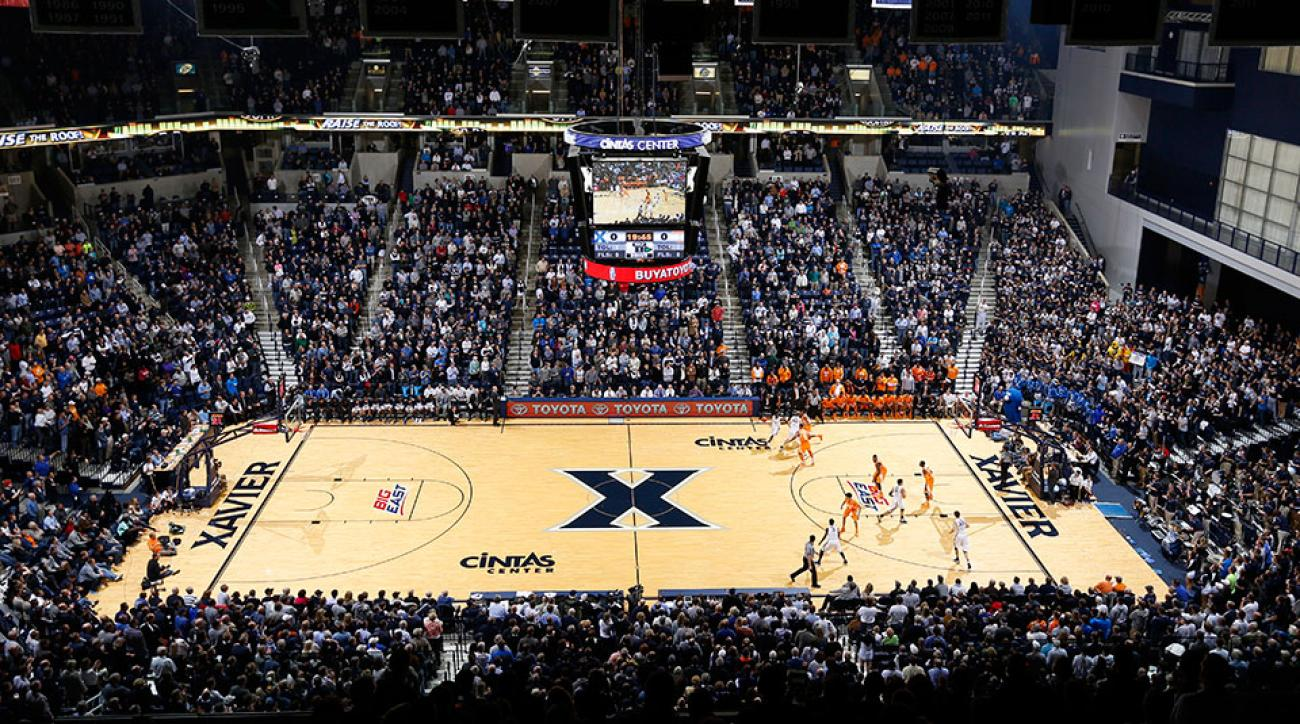 Xavier basketball Quentin Goodin commits