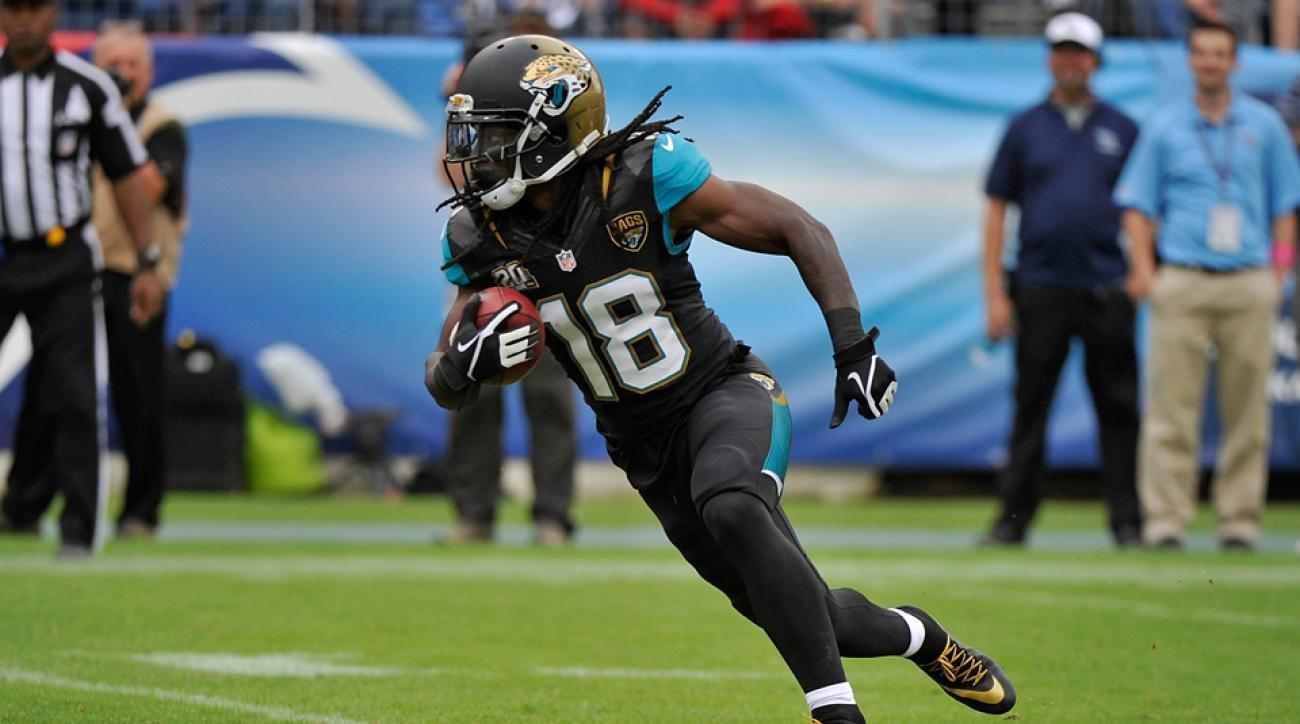 Free agent receiver Ace Sanders suspended 10 games