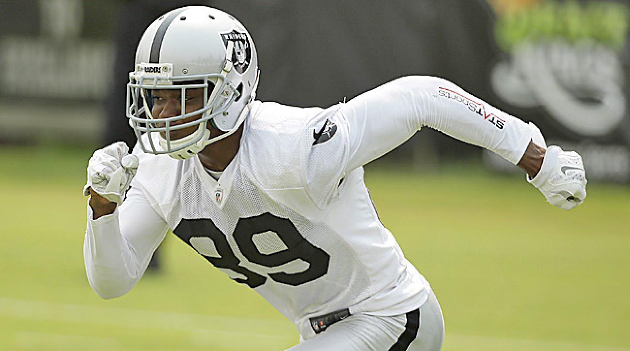 Amari Cooper is the receiver Oakland has needed