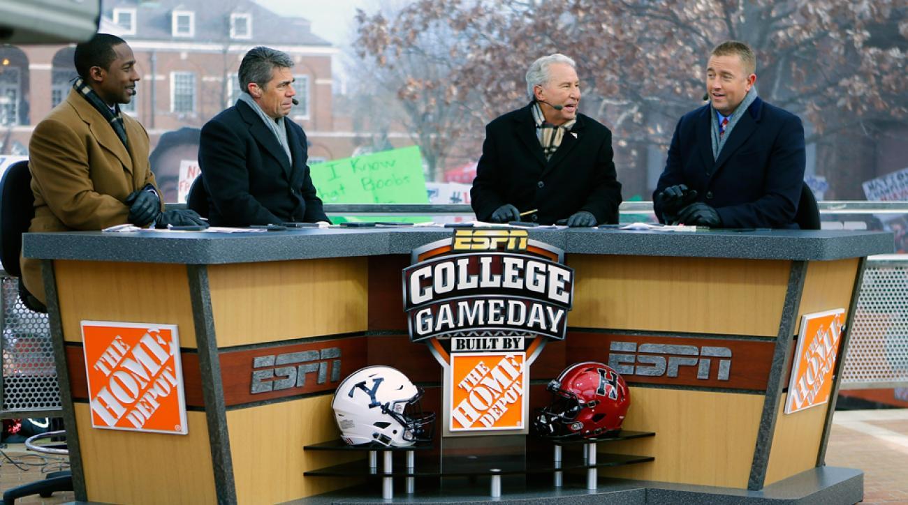College GameDay Week 1 Alabama Wisconsin Cowboys Classic