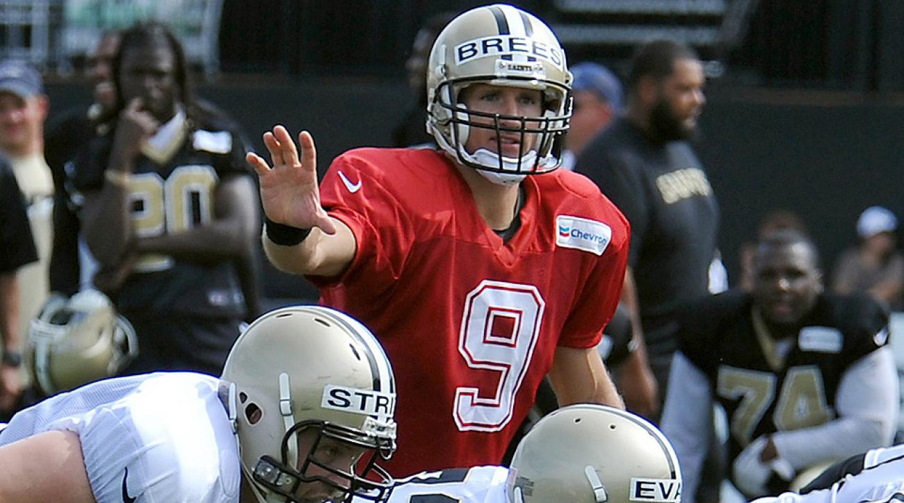 Drew Brees, Sean Payton preview 2015 NFL season at New Orleans Saints training camp