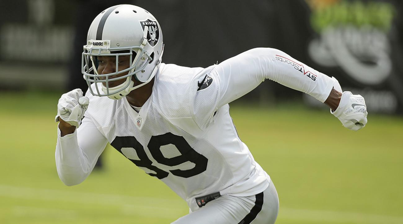 oakland raiders amari cooper footwork video
