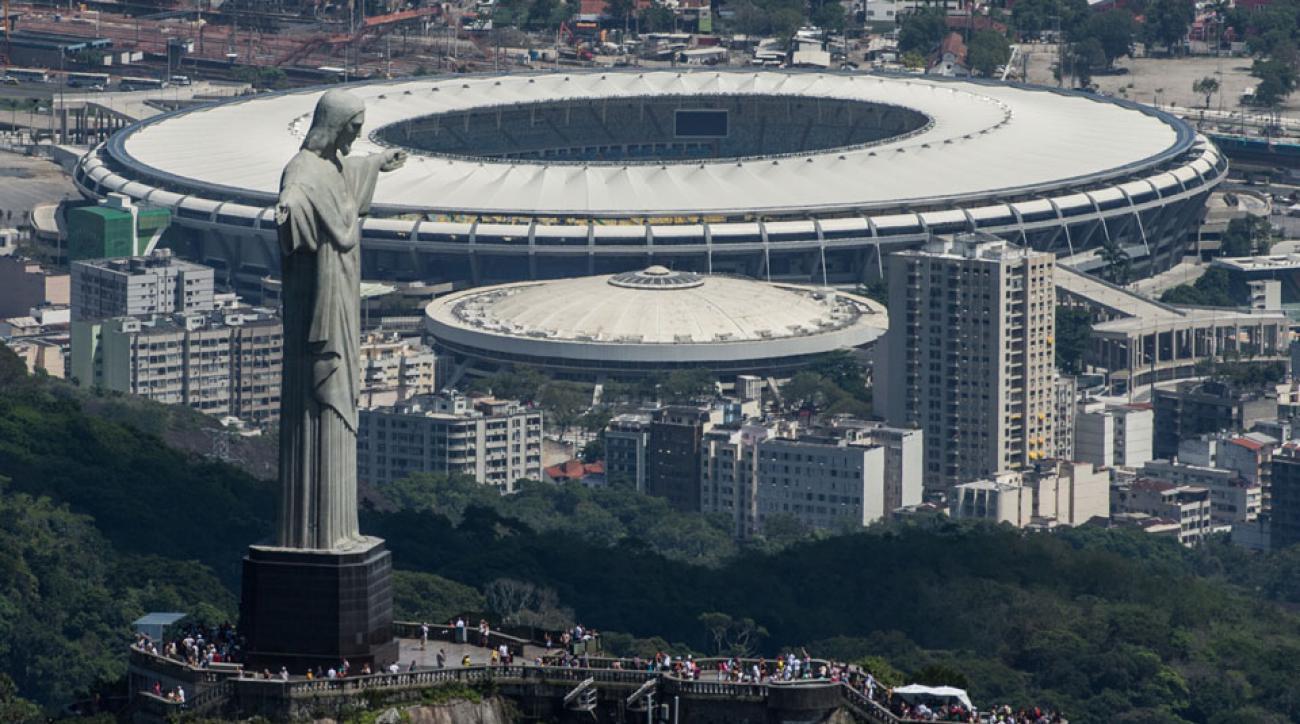 rio 2016 summer olympic venues maracana stadium
