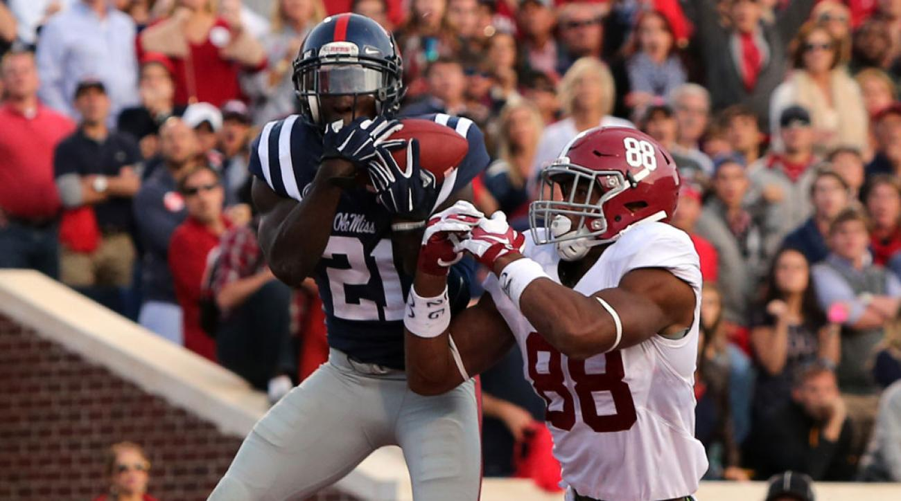 pittsburgh steelers senquez golson ole miss