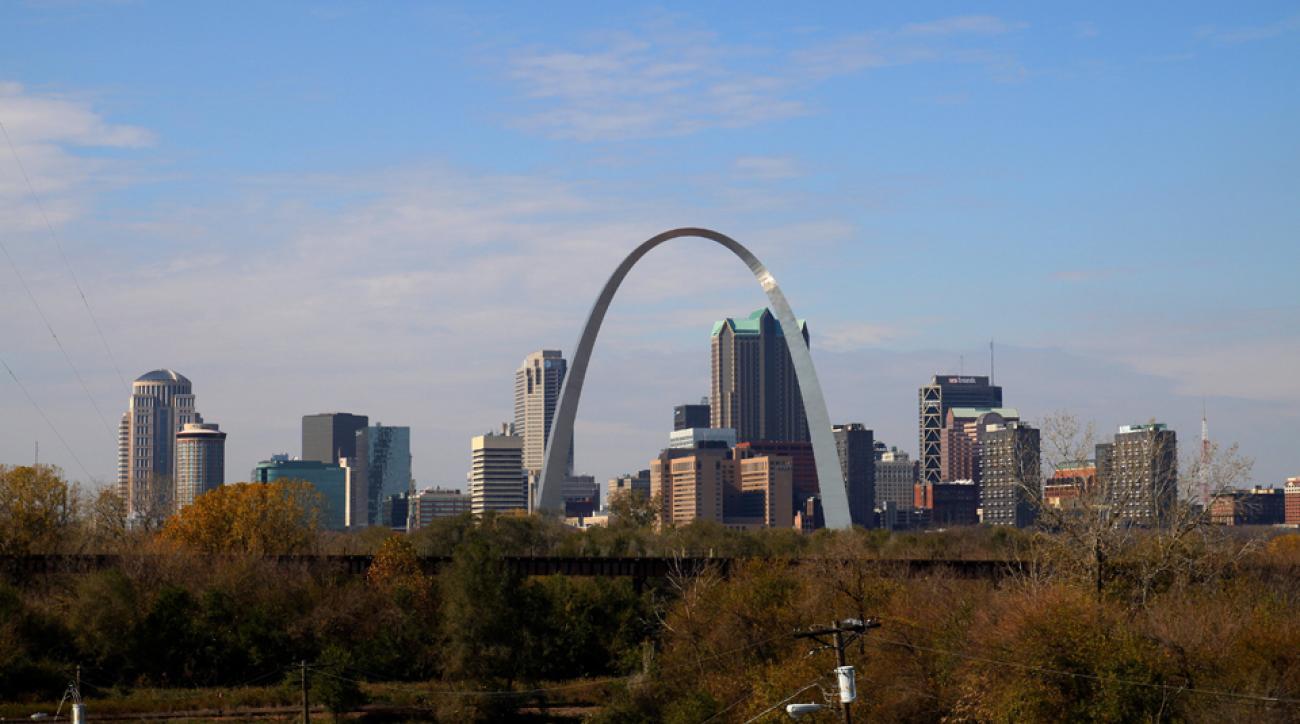 St Louis Rams NFL stadium plan tax dollars