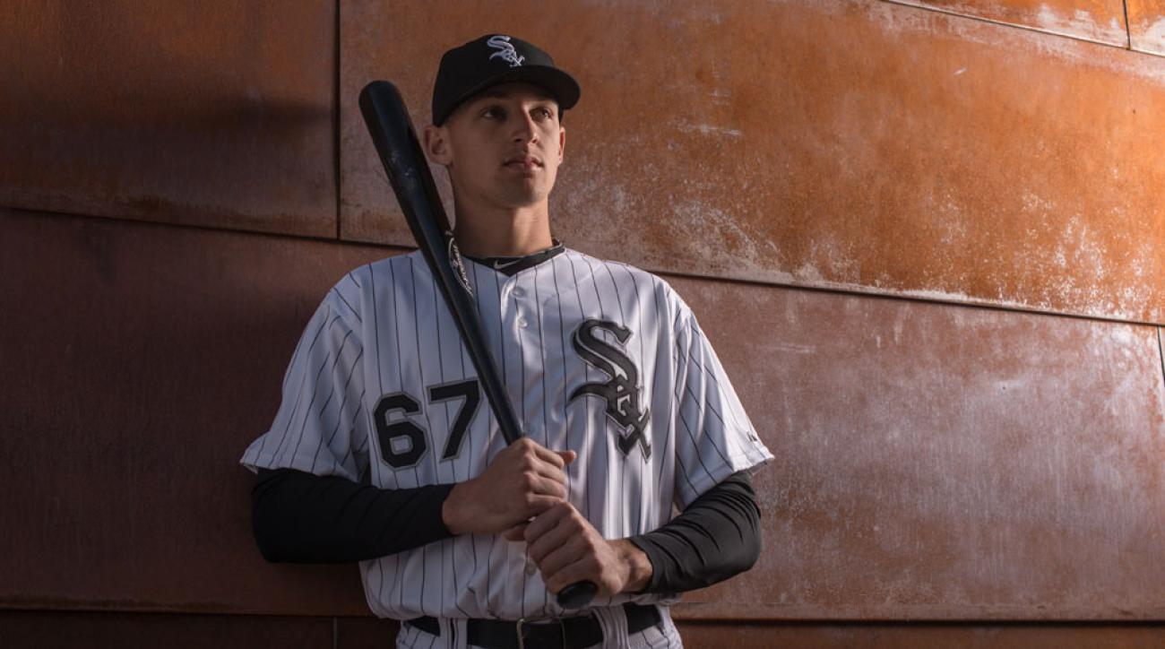 chicago white sox trayce thompson brother klay