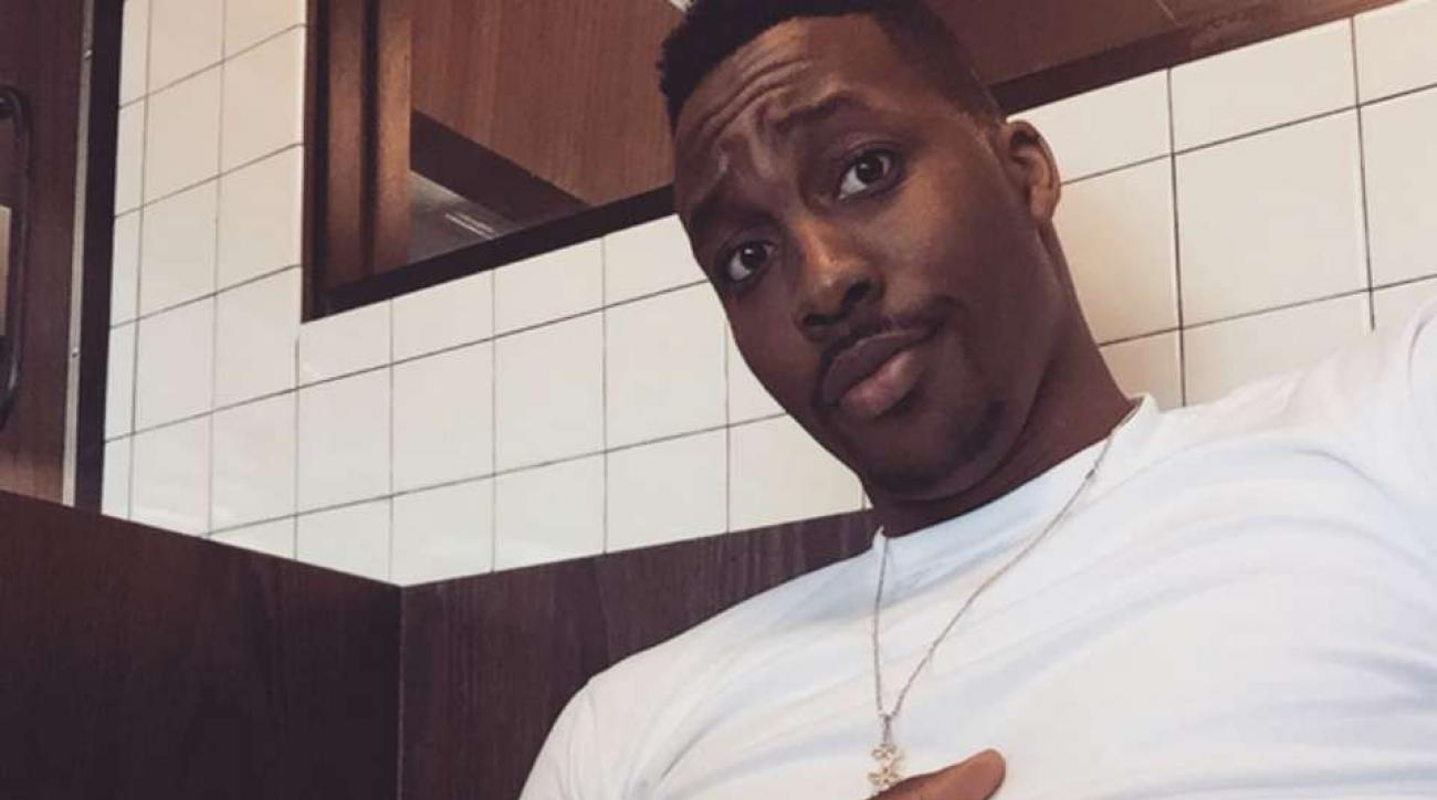 Dwight Howard ate a lot of food at Waffle House