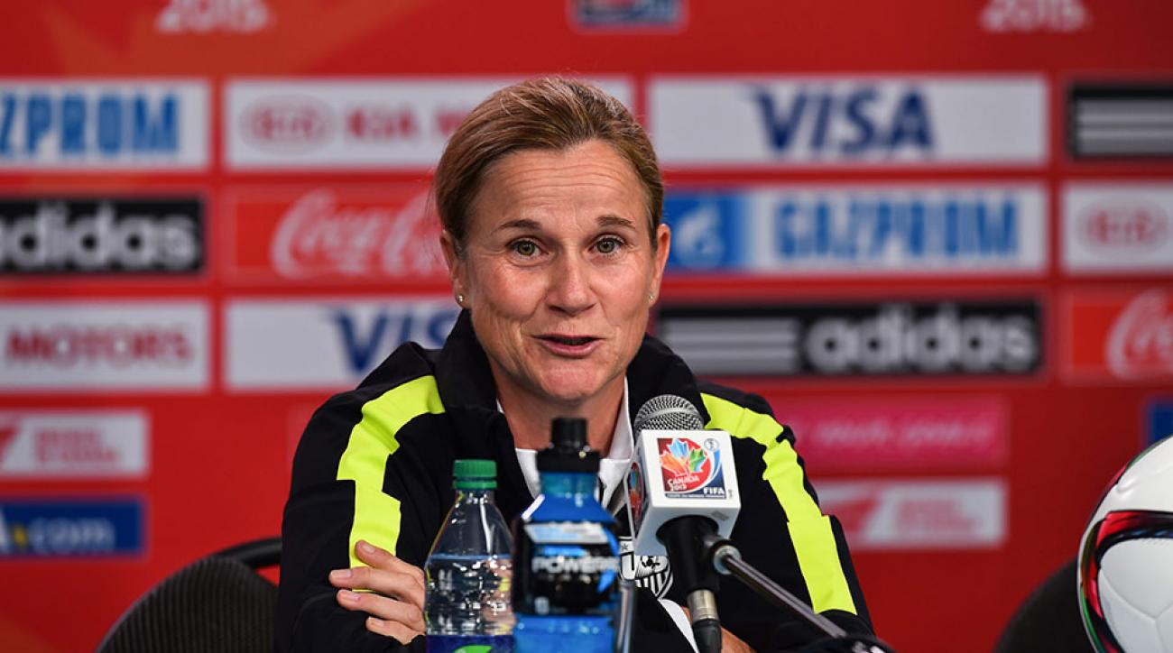 USWNT Jill Ellis new contract