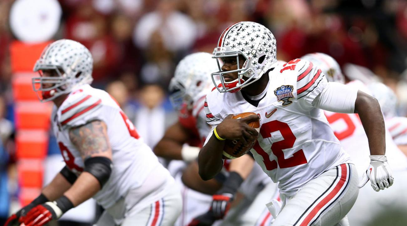It is a photo of Priceless Ohio State Football Schedule Printable