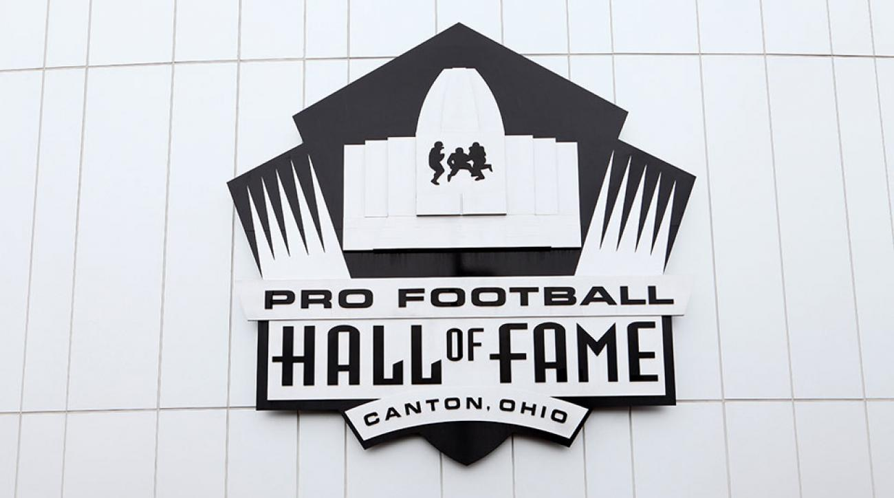 Pro Football Hall of Fame enshrinement order