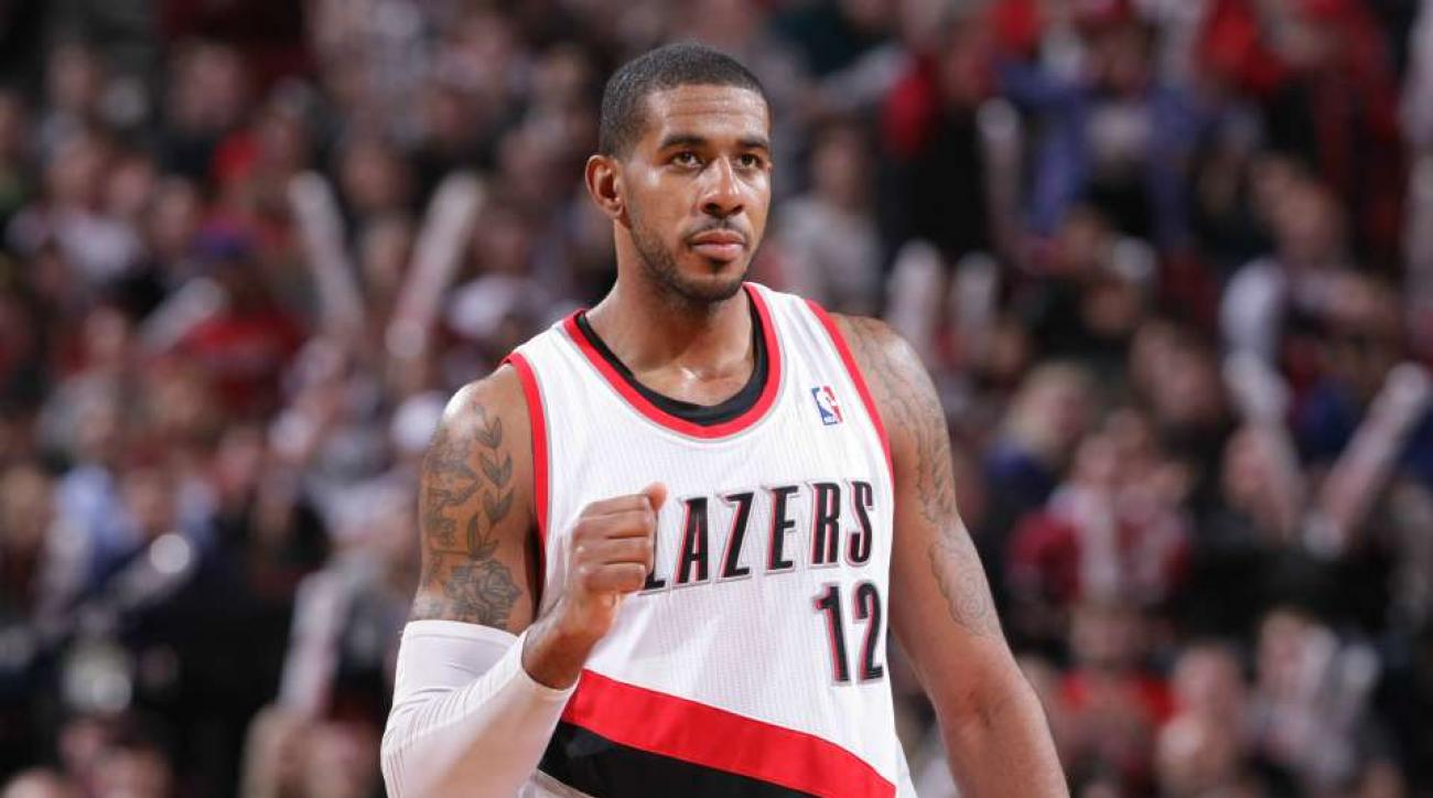 Spurs' LaMarcus Aldridge building separate building for his shoe collection