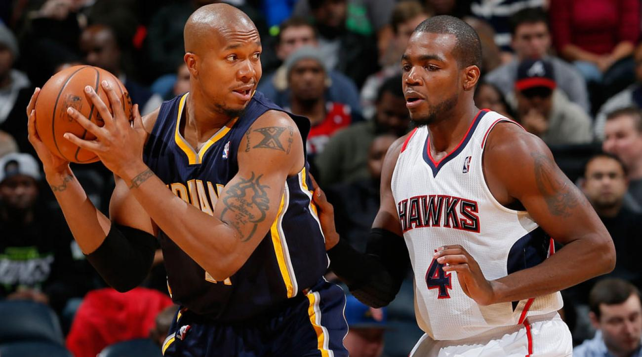 David West to Spurs