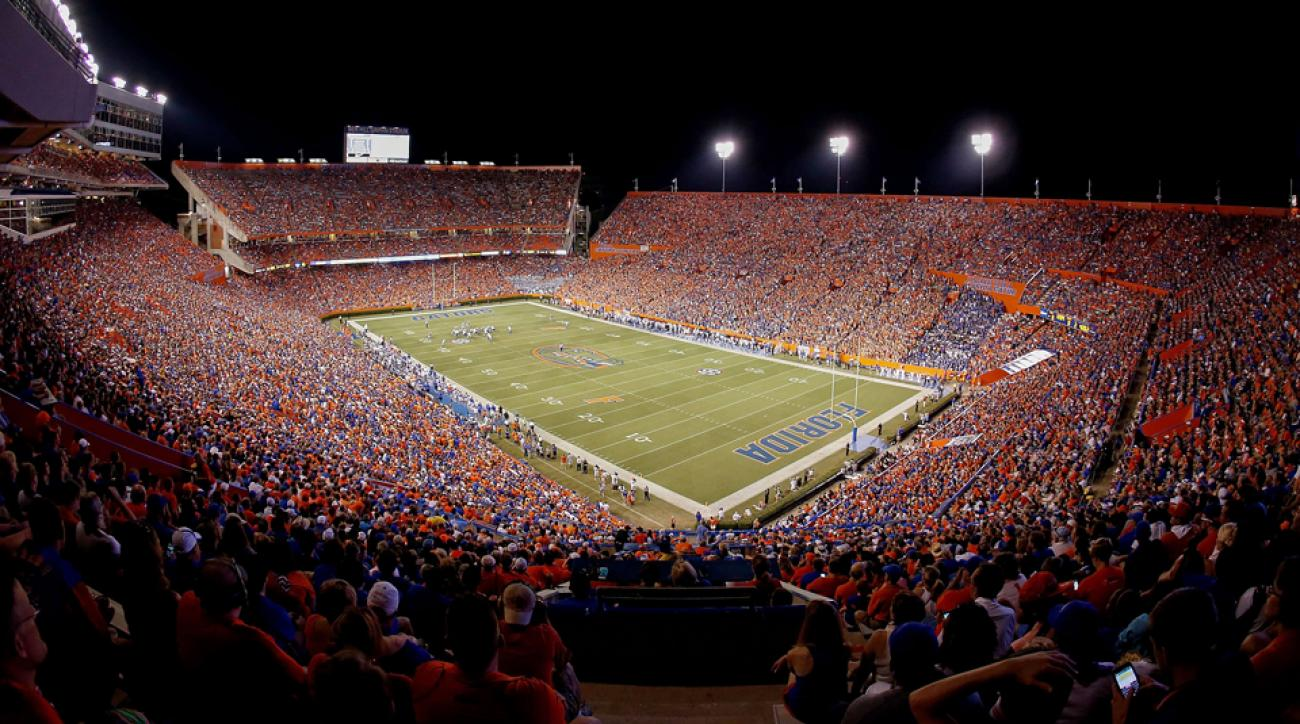 Florida football schedule 2015
