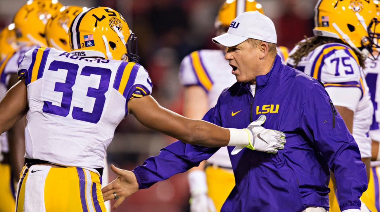 2015 Lsu Tigers Football Schedule Opponents Times Tv