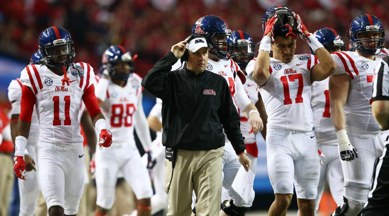 Ole Miss football 2015 schedule