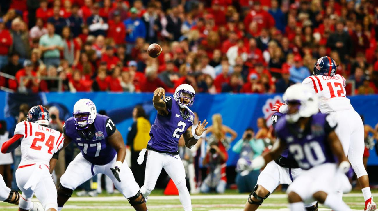 tcu football schedule 2015