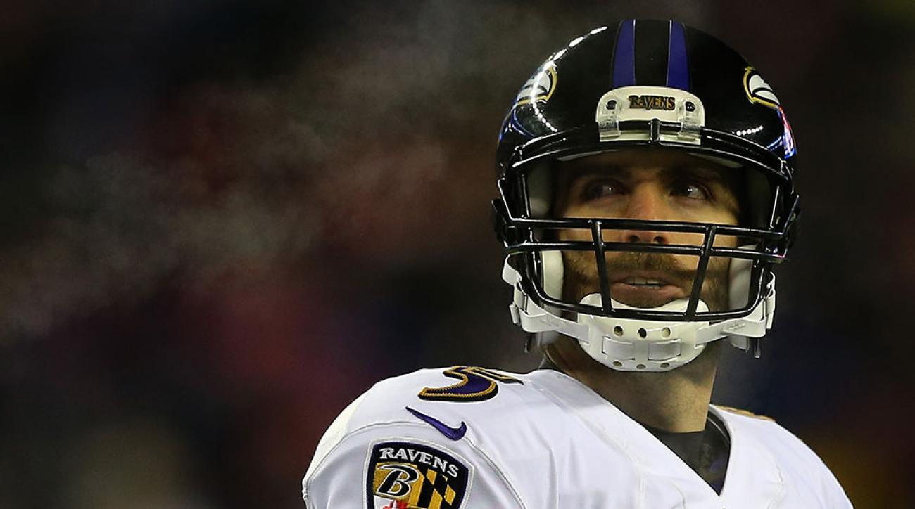 Ravens Joe Flacco elite Republican debate
