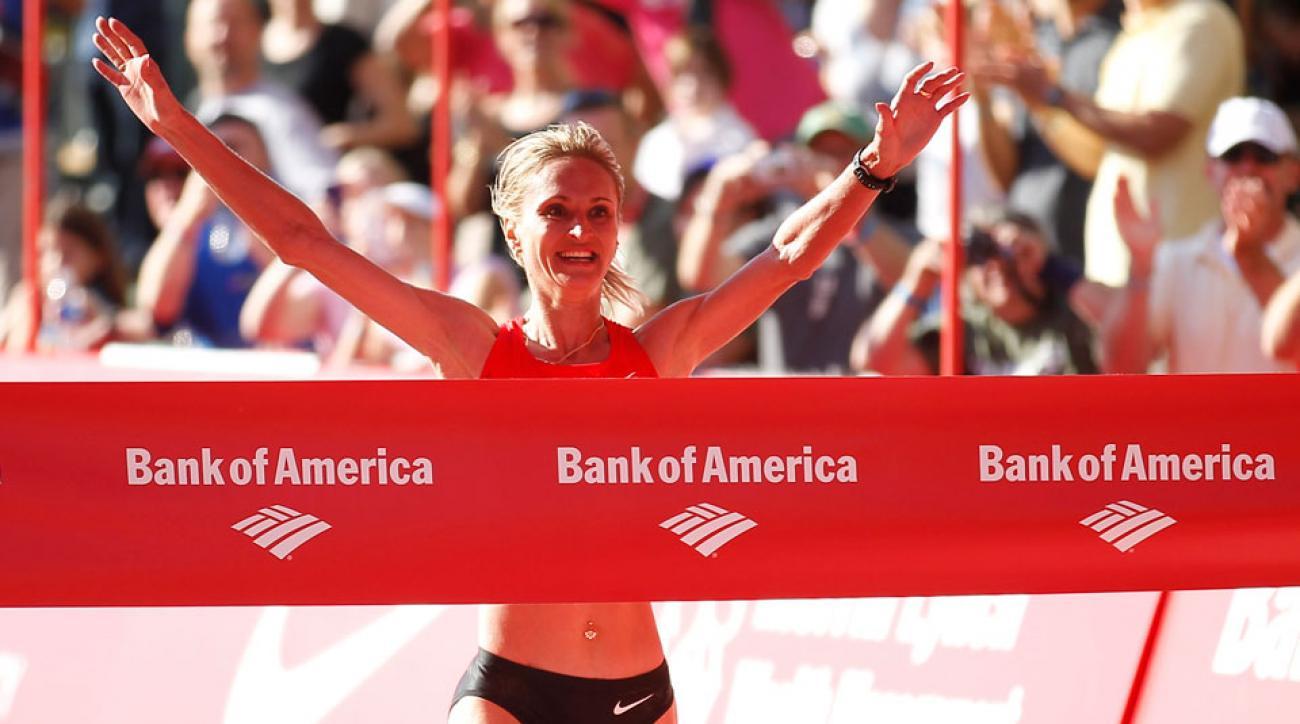 liliya shobukhova chicago marathon russian doping banned