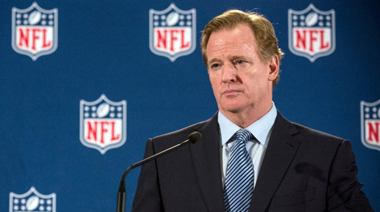 Roger Goodell and the embarrassment of Deflategate
