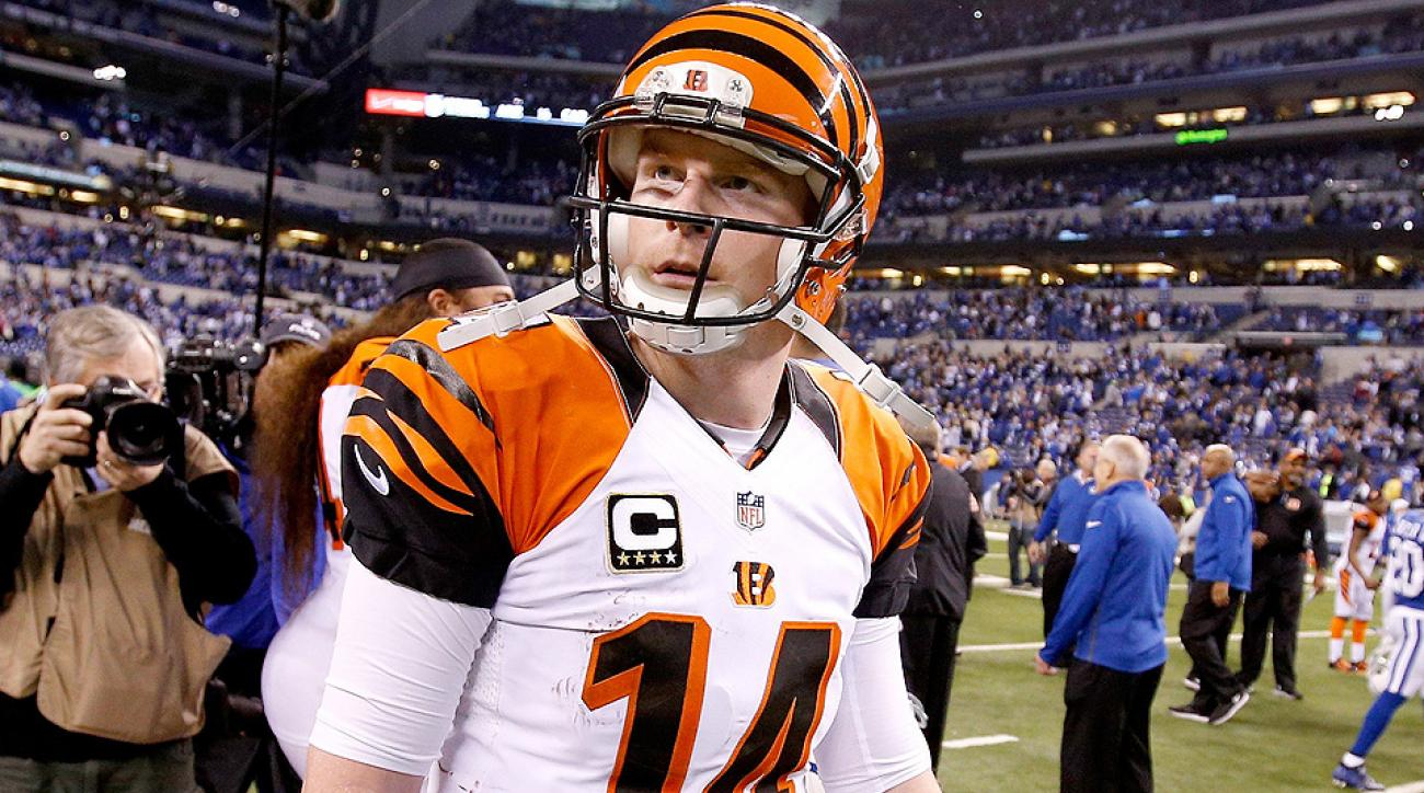 Audibles Podcast: Andy Dalton, Alex Smith and the NFL's worst QB-RB tandems