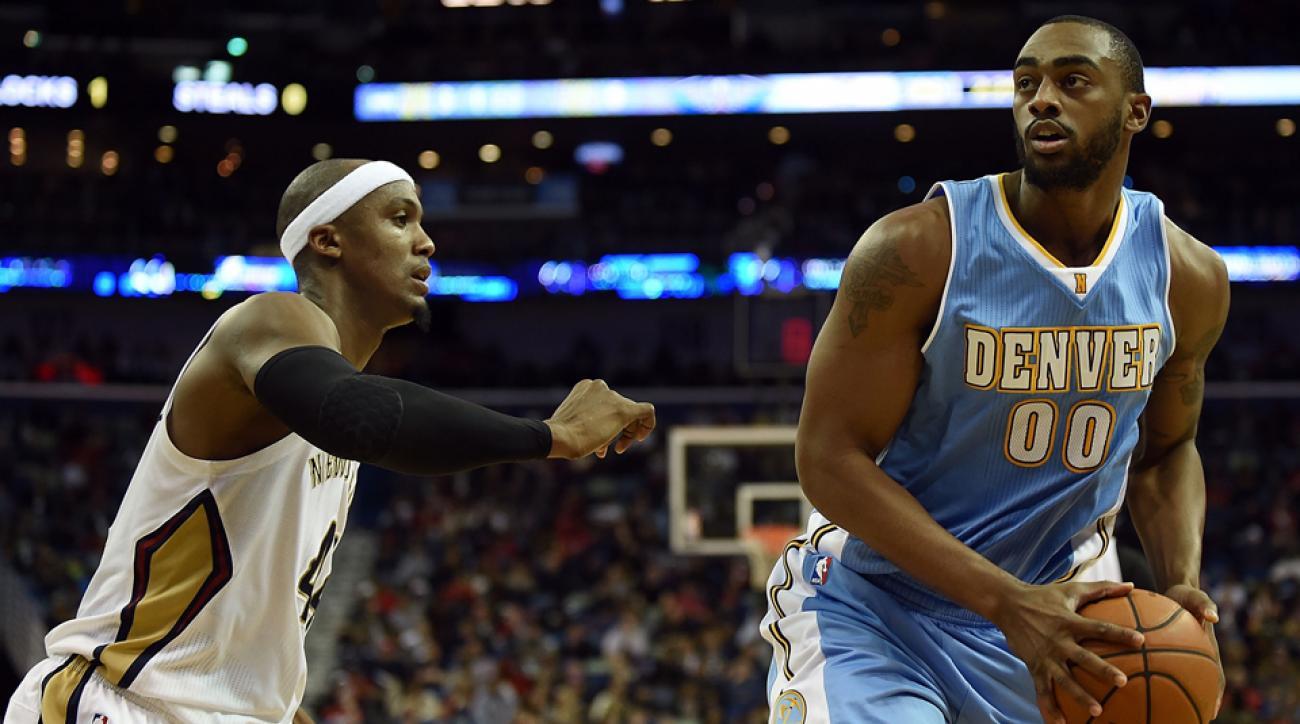 Denver Nuggets Darrell Arthur deal