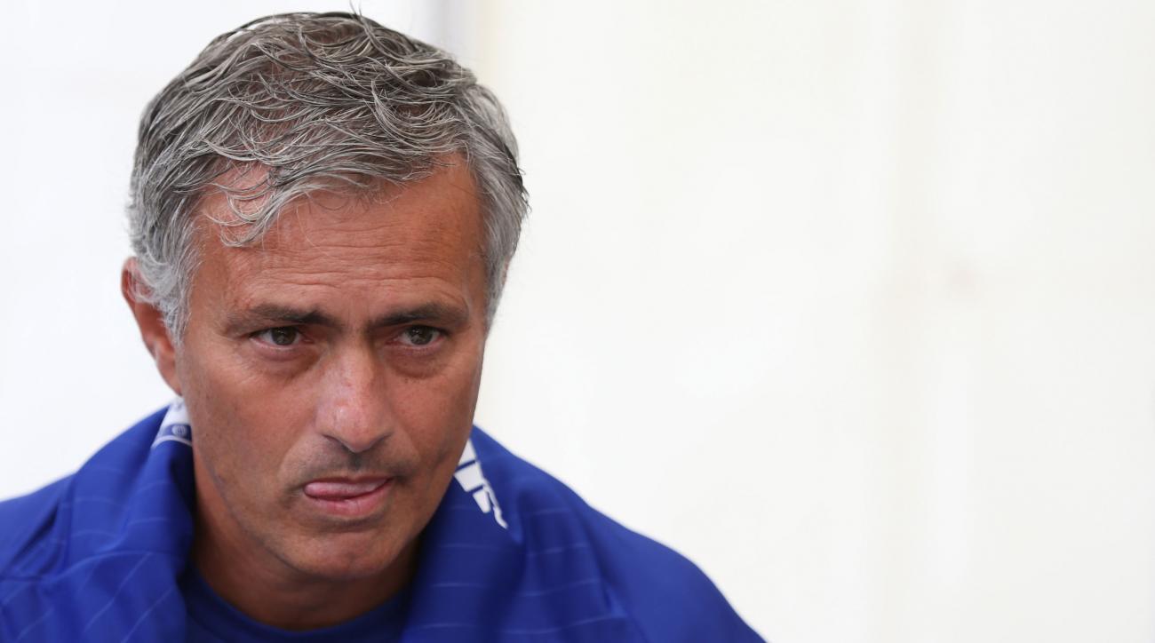 jose mourinho chelsea contract manager news season