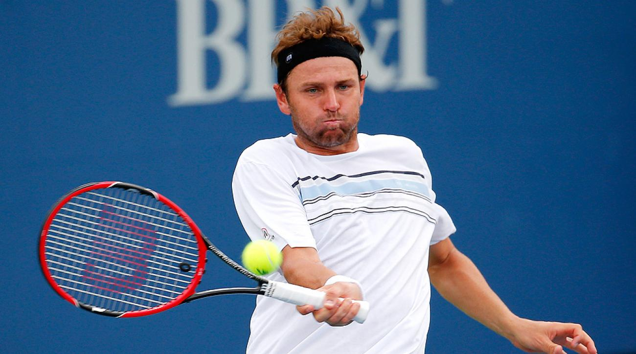 Mardy Fish, Grigor Dimitrov withdraw from Citi Open doubles.