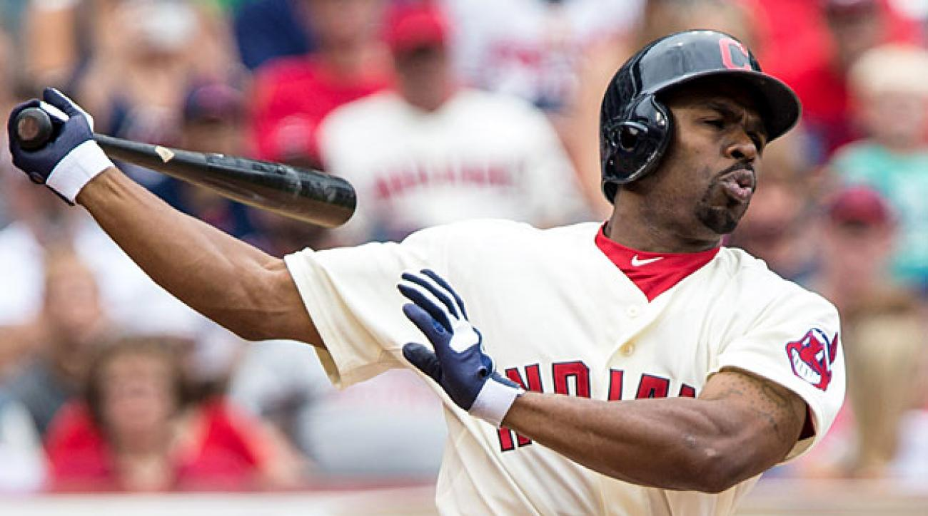 Michael Bourn, Cleveland Indians
