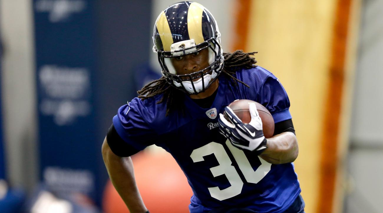todd gurley rams jeff fisher preseason injury
