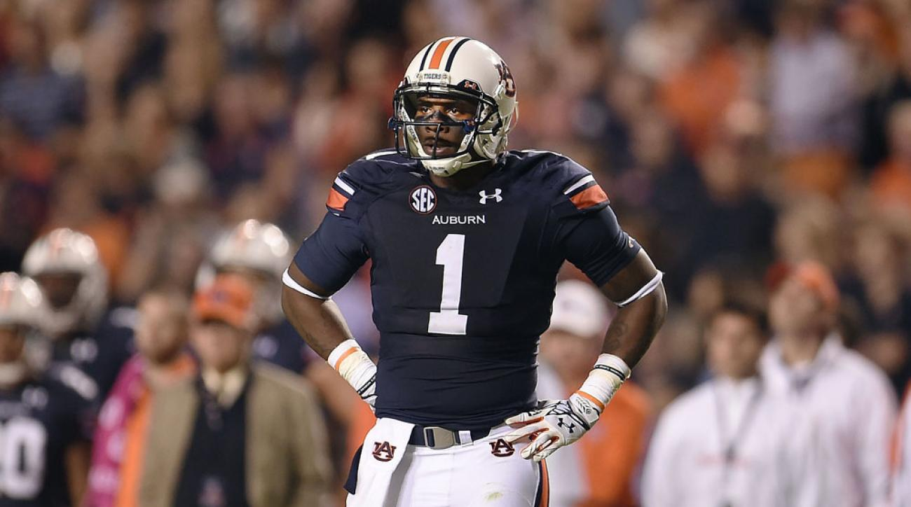 auburn football dhaquille williams suspended