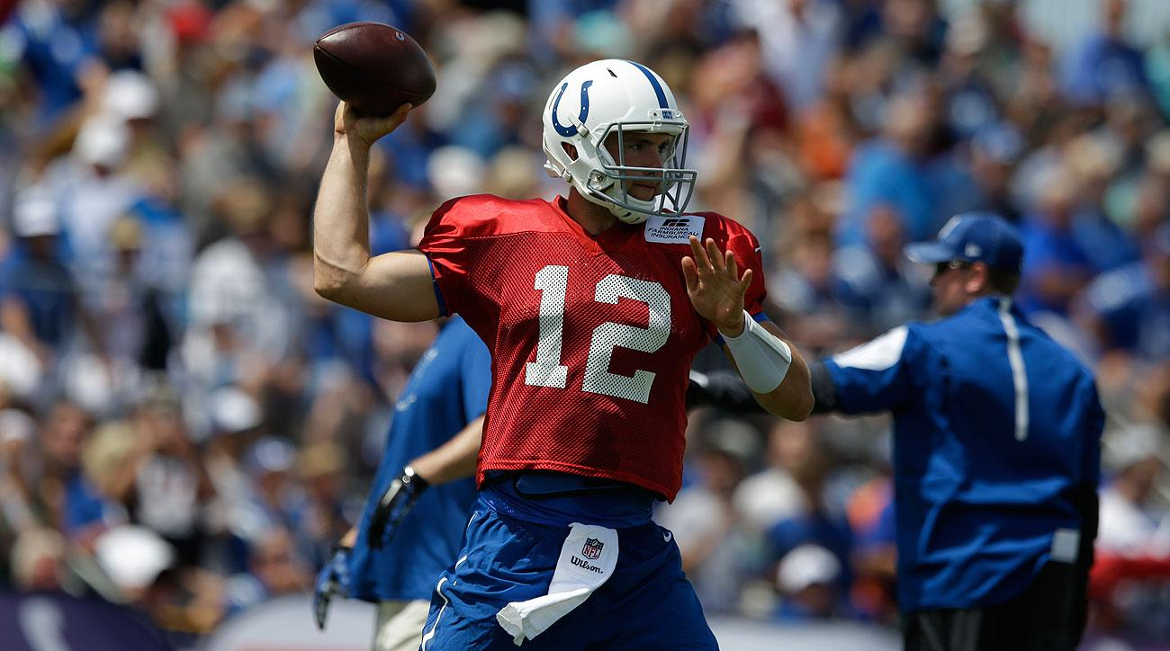 Andrew Luck (Michael Conroy/AP)