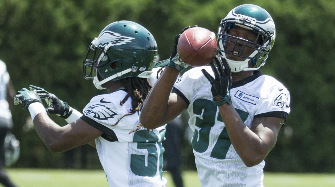 philadelphia eagles jacorey shepherd tears acl