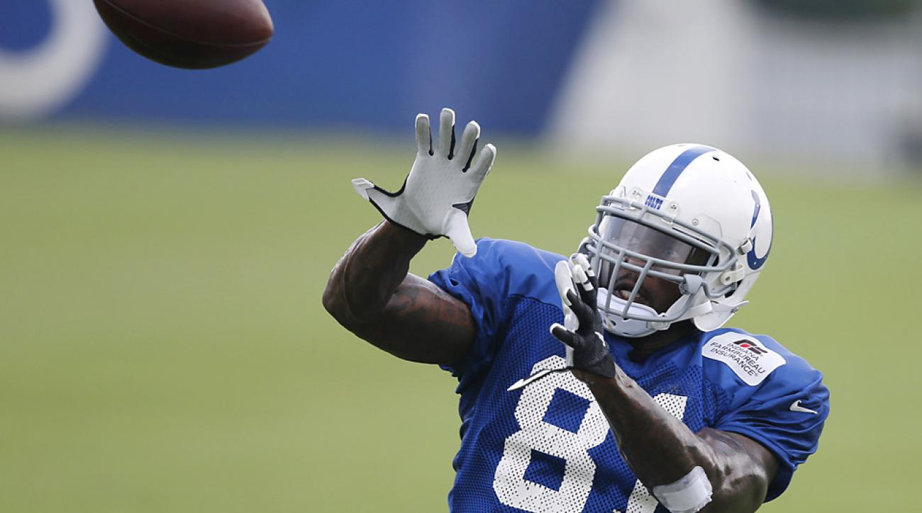 Andre Johnson Colts