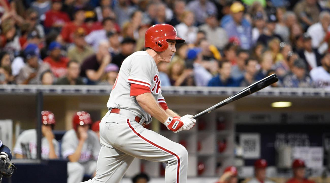 philadelphia phillies chase utley clears waivers