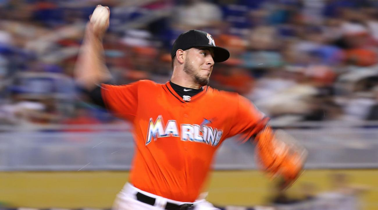 jose fernandez miami marlins disabled list