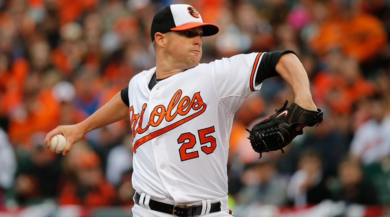 san diego padres bud norris contract orioles