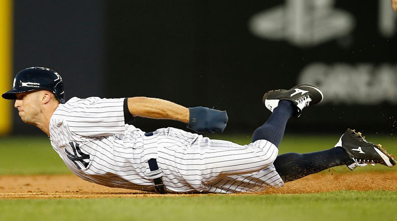 Brett Gardner, New York Yankees