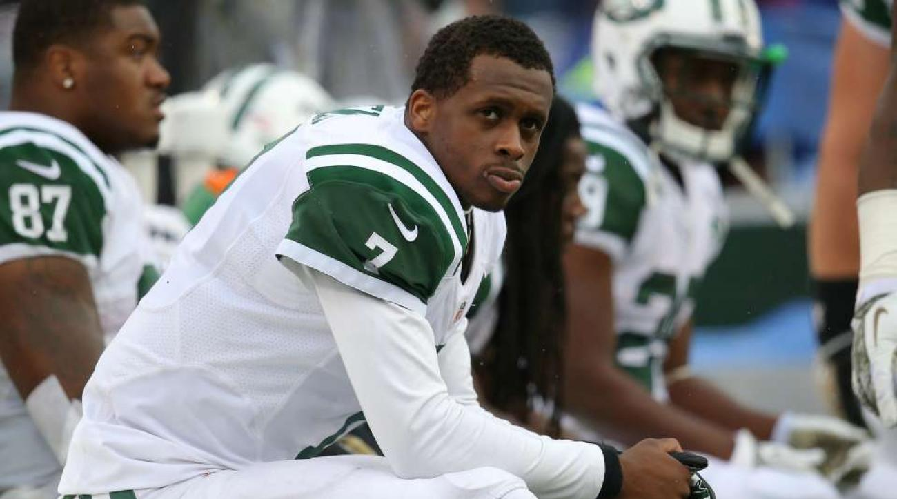 Geno Smith as Glass Joe