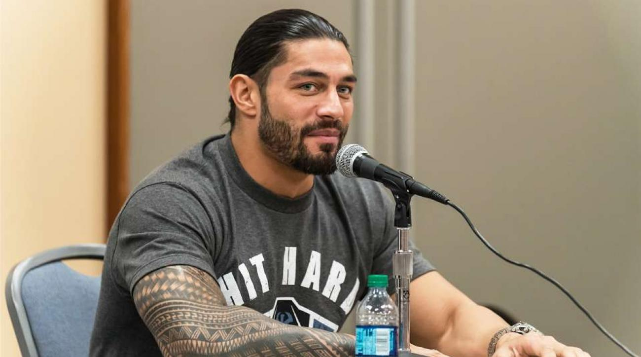 Roman Reigns talks about life in the WWE