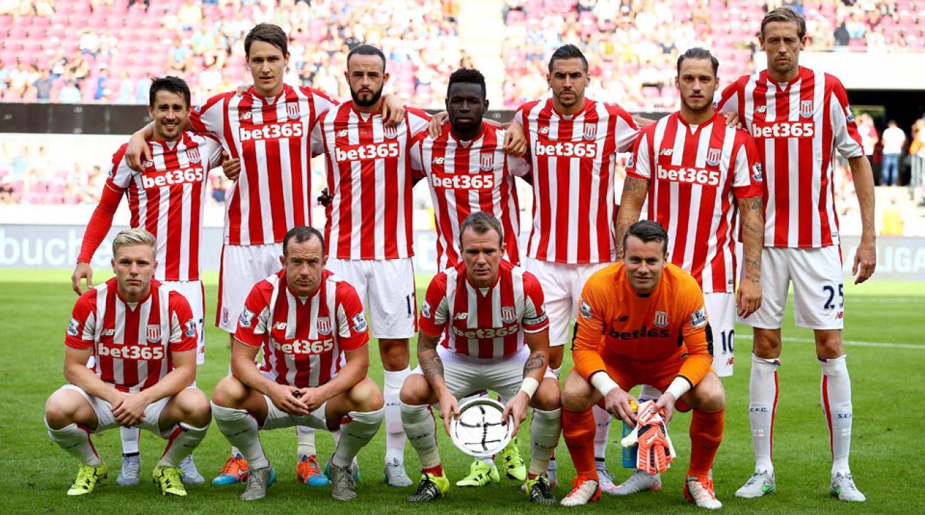 Stoke City, 2015-2016 team