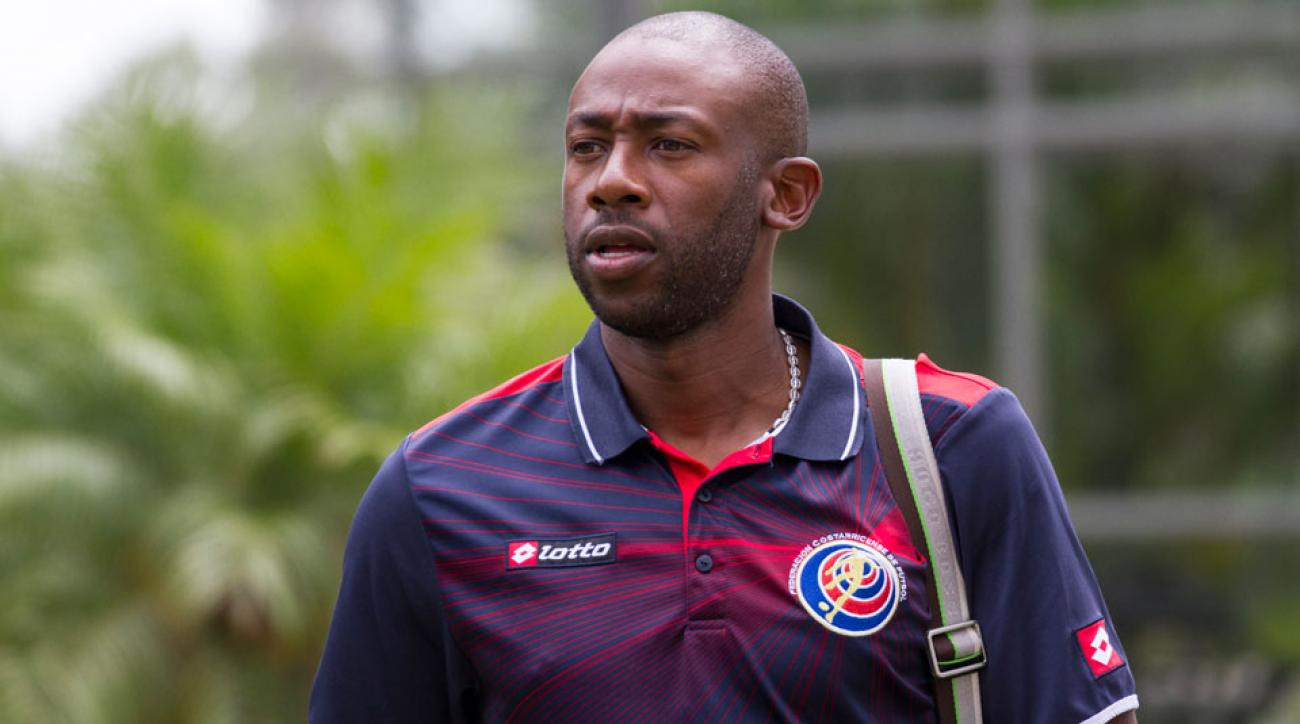 Paulo Wanchope is out as Costa Rica manager