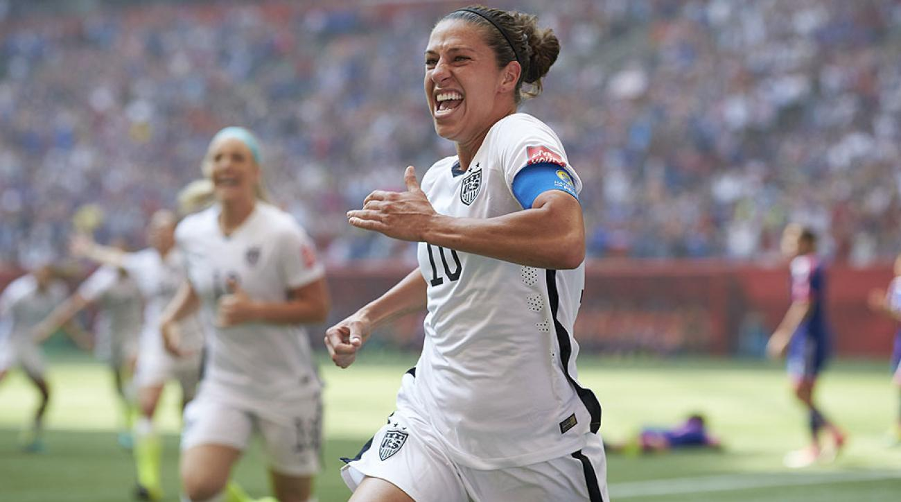 USWNT star Carli Lloyd joins the Planet Futbol Podcast
