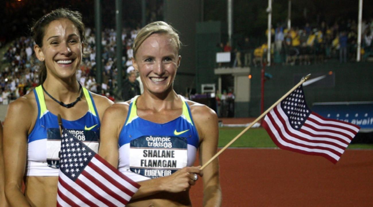 kara goucher shalane flanagan silver medalist world championship olympics turkish doping
