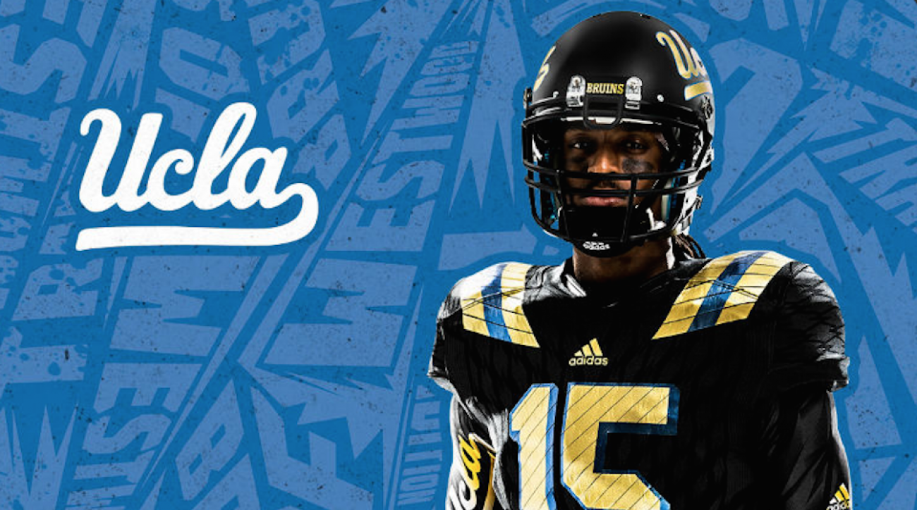 249f3ff51 UCLA football  Adidas reveals new alternate uniform