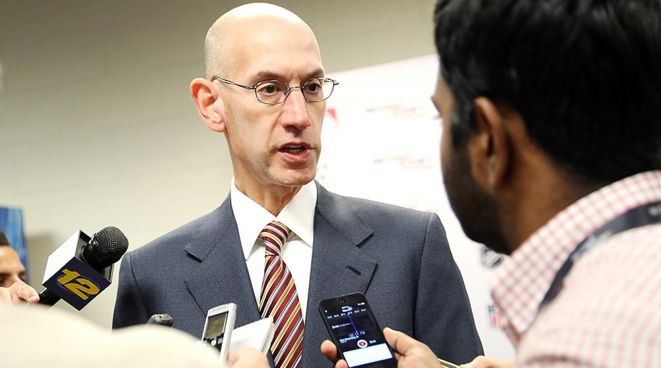 Adam Silver, the NBA agreed to a new CBA with the National Basketball Referees Association.